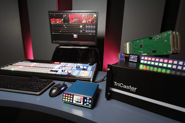 Ensemble Designs Showcases BrightEye NXT Router Integration with NewTek TriCaster at ISE