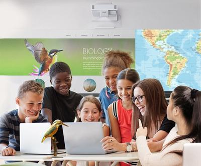 Epson Expands its Laser Projector Warranty for Schools Through Brighter Futures Program
