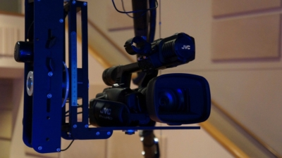 EXPERIENCE CHURCH.TV IMPROVES MULTI-CAMERA  PRODUCTION WITH JVC GY-HM600 PROHD CAMERA