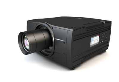 Rock solid and powerful: Barco's new true solid-state projector delivers a vision to trust
