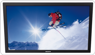 Christie conquers the elements with introduction of new WeatherAll series of weatherproof LCD flat panels