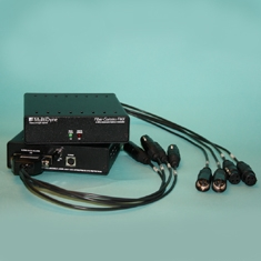 MULTIDYNE INTRODUCES FIBER-COMMS FOUR-WIRE OPTICAL EXTENDER FOR AUDIO FIBER TRANSPORT OF INTERCOM AND IFB AT INFOCOMM 2009