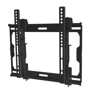 VMP Launches New Multi-Just Mid-Size Flat Panel Flush Wall Mount w/ Tilt at 2012 ISC West