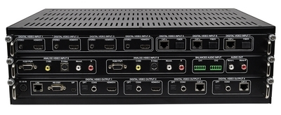 FSR Unleashes Multi-Format Scaling Matrix Switcher