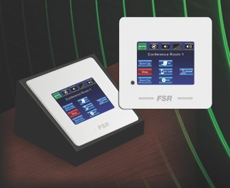 FSR TO SHOWCASE AFFORDABLE FINGERTIP ROOM CONTROL SYSTEM AT ISE 2012