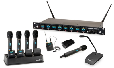ClearOne Acquires Professional Wireless Microphone Solutions Supplier