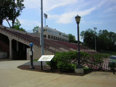 Lafayette College Upgrades Fisher Stadium with Community
