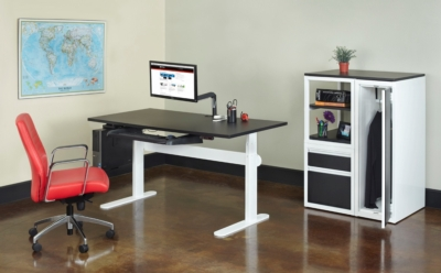 AVTEQ Expands Height Adjustable Furniture Series