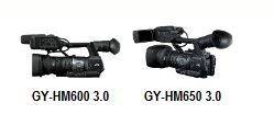 JVC FIRMWARE UPGRADE ADDS ADVANCED STREAMING FEATURES, 50 MBPS RECORDING TO GY-HM650 PROHD MOBILE NEWS CAMERA