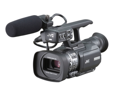 CNN TO REPLACE AGING, TAPE-BASED DV CAMCORDERS WITH JVC PROHD