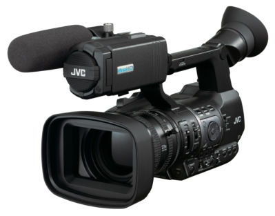 JVC INTRODUCES ADVANCED HANDHELD CAMERA AT NAB 2012