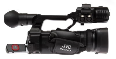 JVC GY-HM650 2.0 PROHD MOBILE NEW CAMERA RECEIVES NUMEROUS INDUSTRY ACCOLADES AT 2013 NAB SHOW
