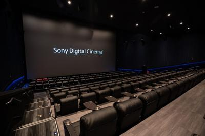 Sony Digital Cinema Expands Footprint with Galaxy Theatres