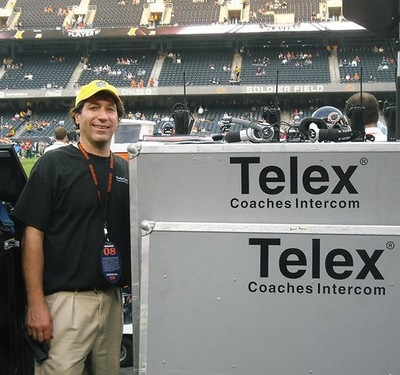 Game Time plays to win with Telex coaches' intercoms