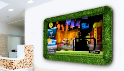 Going Green With Digital Signage Makes Dollars And Sense