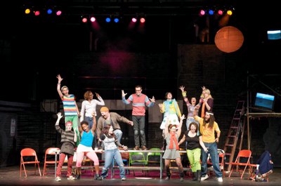 NEW SENNHEISER G3 WIRELESS DELIVERS BROADWAY SOUND FOR GREENDALE HIGH SCHOOL THEATER