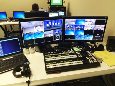 Event Production Co. HB Live Selects FOR-A HVS-390HS for Live Event Switching