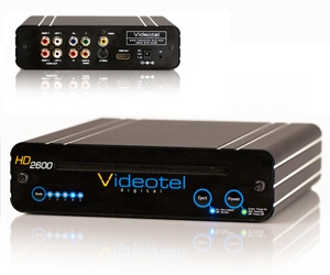 Videotel Digital (San Diego, CA) Announces Exclusive HD2600 Industrial DVD Player