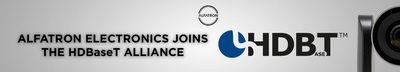 Alfatron Electronics has joined the HDBaseT Alliance