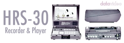 Datavideo Introduces the HRS-30 Recorder