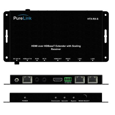 PureLink Adds Scaling Capabilities to its HTX Matrix Switchers