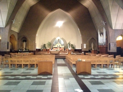 Community ENTASYS Provides the Audio Solution for the Heilig Hart Church