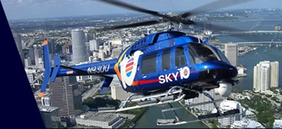 Contemporary Research HDTV Tuner Keeps Helicopter News Broadcasts In Sync with Studio Needs