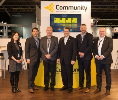 Hills Appointed Australia and New Zealand Distributor for Community