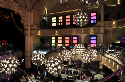 Community Provides Quality Audio for the Hippodrome, London