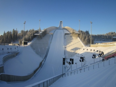 FIS Nordic Skiing World Championships in Holmenkollen with systems from Electro-Voice