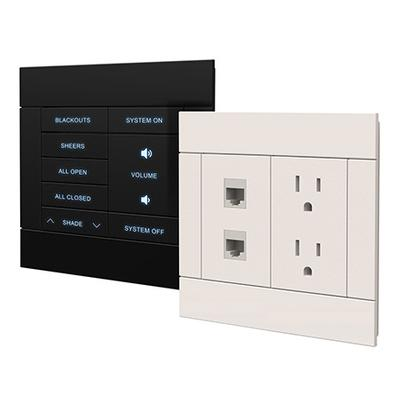 Crestron Enhances Horizon™ Keypads with Full Line of Accessories