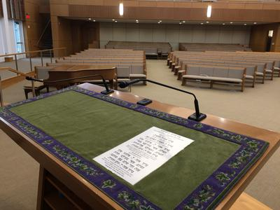 Earthworks Microphones Chosen for Temple Israel Upgrade