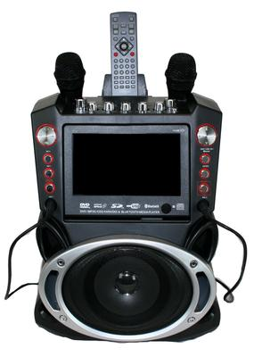 New AmpliVox Karaoke Player Takes the Party Anywhere