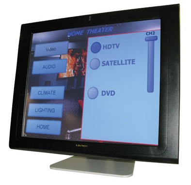 ALTINEX ANNOUNCES RELEASE OF NEW MULTITOUCH™ TOUCH SCREEN PANELS - Designed for intuitive control of AV equipment