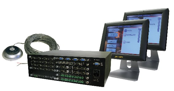 ALTINEX ANNOUNCES MT2488CV COURTVIEW 8 COURTROOM SYSTEM - AV integration for today's courtroom has never been more efficient
