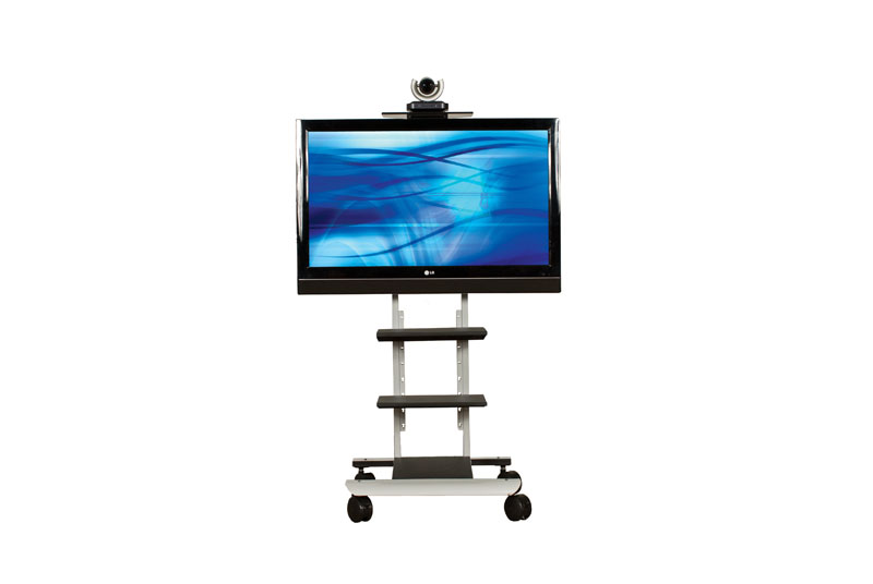 AVTEQ Introduces the Industry's Most Inexpensive Videoconferencing Cart Solution