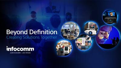 Creating Solutions Together with Customers at InfoComm 2018