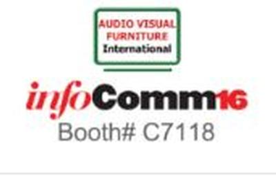 AVFI's InfoComm 2016 New Products