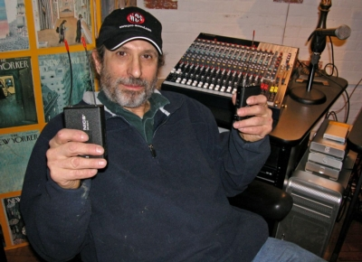 LECTROSONICS WIRELESS MICROPHONE TECHNOLOGY PROVES INDISPENSABLE FOR LOCATION SOUND MIXER / ENGINEER JOE CANTOR