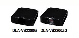NEW JVC DLA-VS2200ZG VISUALIZATION SERIES PROJECTOR  OPTIMIZED FOR SIMULATION ENVIRONMENTS