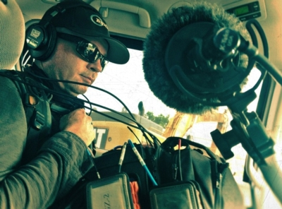 """Location Sound Mixer Jay Verkamp Captures High Speed Action on TV's """"Top Gear"""" with Lectrosonics Digital Hybrid Wireless"""