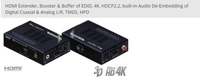 Key Digital Introduces Go-To Device for Digital Video Installations KD-HDFix22 Addresses All Common HDMI Connectivity Problems