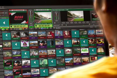 Ross Video Launches Kiva – Operator Driven Media Playout Made Easy!