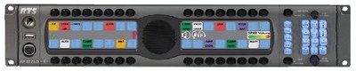 RTS Intercom Systems shows KP 32 CLD Color Display Keypanel at InfoComm 2009