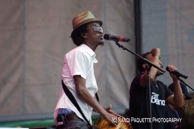 K'NAAN HITS THE INTERNATIONAL MUSIC SCENE WITH SENNHEISER GEAR