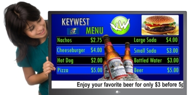 Keywest Technology Releases Digital Signage Videos That Illustrate Broad Portfolio