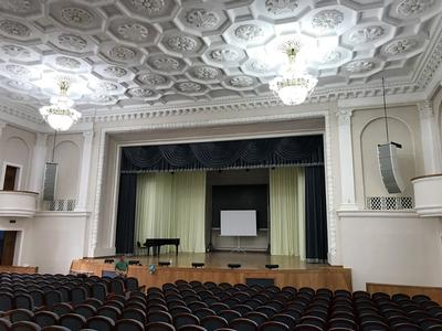 Electro-Voice solution exceeds expectations at Kharkiv University