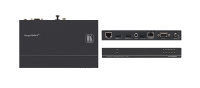 Kramer Introduces Three New Twisted Pair Products for HDMI Signals Incorporating HDBaseT™ Technology