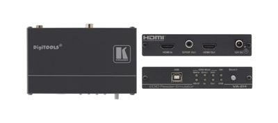 Kramer Introduces VA-2H HDMI EDID Reader-Emulator
