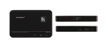 Kramer Introduces the KW-11 Wireless High Definition Transmitter/Receiver Set